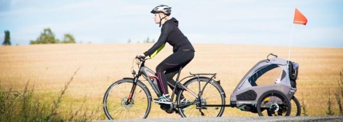 Bezpieczne przewożenie dziecka na rowerze? Postaw na przyczepkę od CampBox! - Serwis informacyjny z Rybnika - naszrybnik.com