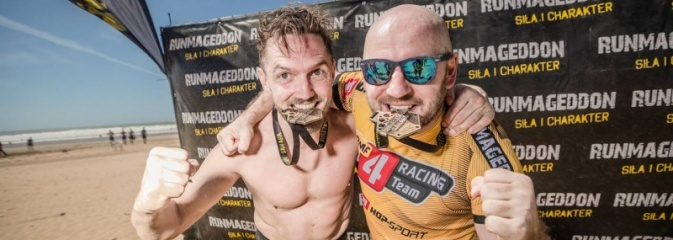 Rybniczanin wygrał pierwszy w historii Runmageddon Sahara. Jerzy Dudek z piątym czasem - Serwis informacyjny z Rybnika - naszrybnik.com