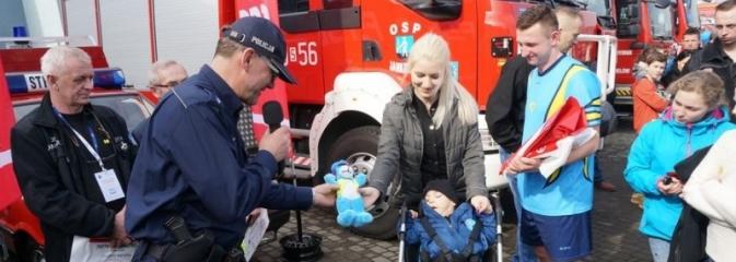 Policjanci wsparli turniej charytatywny - Serwis informacyjny z Rybnika - naszrybnik.com