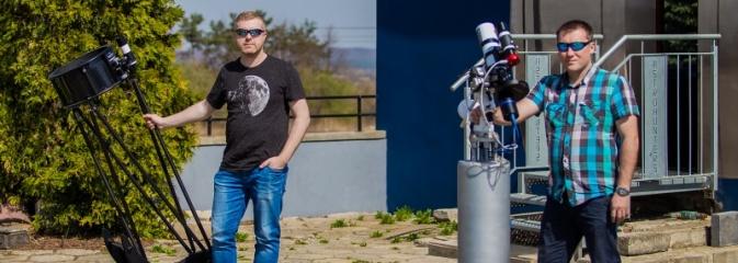 Astrohunters - z nimi odkryjesz Wszechświat na nowo - Serwis informacyjny z Rybnika - naszrybnik.com