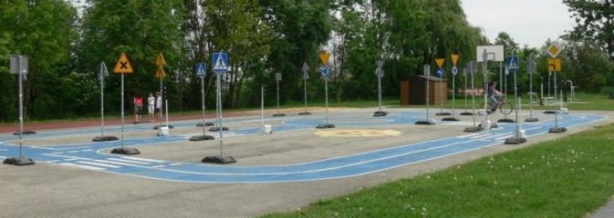 Miasteczko ruchu drogowego w rybnickiej SP 22 - Serwis informacyjny z Rybnika - naszrybnik.com