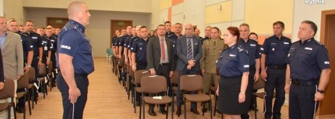 Policjant z Rybnika najlepszym kryminalnym w kraju - Serwis informacyjny z Rybnika - naszrybnik.com