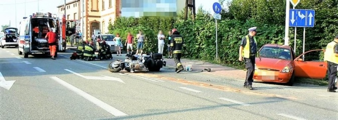 Dwa zdarzenia drogowe z udziałem nietrzeźwych kierowców - Serwis informacyjny z Rybnika - naszrybnik.com