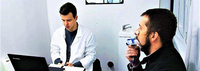 Dzień dla zdrowych płuc w Rybniku. Szokujące fakty i zastraszające wyniki badań, a Rybnik śpi! - Serwis informacyjny z Rybnika - naszrybnik.com