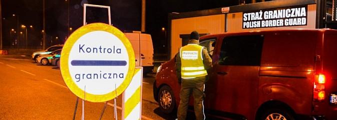 Wróciła kontrola graniczna. Sprawdź, w których miejscach można przekraczać granicę z Czechami  - Serwis informacyjny z Rybnika - naszrybnik.com