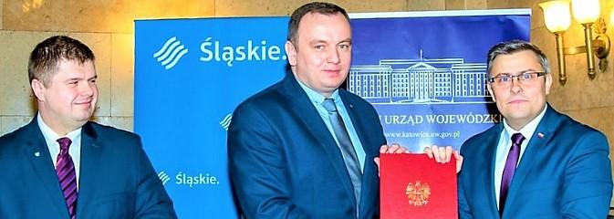 Podpisano porozumienie o współpracy przy organizacji obchodów stulecia Powstań Śląskich - Serwis informacyjny z Rybnika - naszrybnik.com