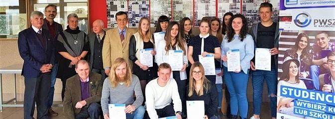Architekci kończą studia w PWSZ w Raciborzu z nowymi kompetencjami - Serwis informacyjny z Rybnika - naszrybnik.com