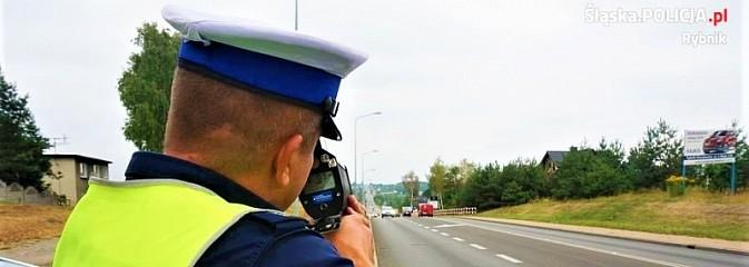 Kierowcy, noga z gazu! Jutro działania Prędkość - Serwis informacyjny z Rybnika - naszrybnik.com