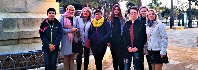 Uczniowie SP 36 w Rybniku z wizytą na Malcie - Serwis informacyjny z Rybnika - naszrybnik.com