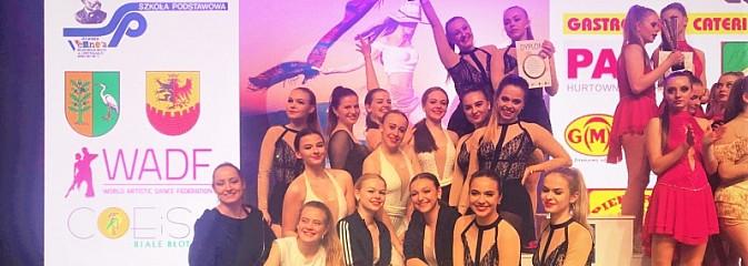 Sukcesy tancerzy Vivero w Mistrzostwach Polski w tańcu jazzowym - Serwis informacyjny z Rybnika - naszrybnik.com
