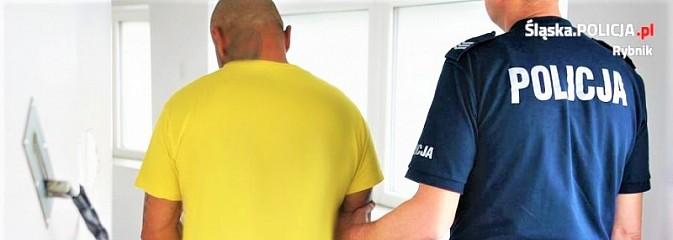 45-latek rozpylił gaz pieprzowy i zaatakował policjantów - Serwis informacyjny z Rybnika - naszrybnik.com