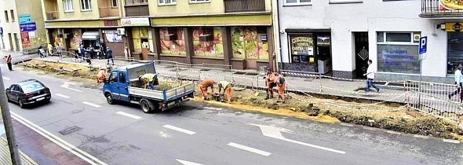 Zamiast miejsc parkingowych, nowe miejsca dla pieszych - Serwis informacyjny z Rybnika - naszrybnik.com
