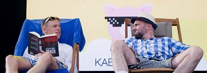 Największa Sztuczka Świata - pokonanie raka. Kabaryjton 2019 [FOTO i WIDEO] - Serwis informacyjny z Rybnika - naszrybnik.com