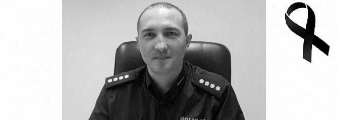 Były zastępca komendanta policji w Rybniku nie żyje. Zginął w wypadku - Serwis informacyjny z Rybnika - naszrybnik.com