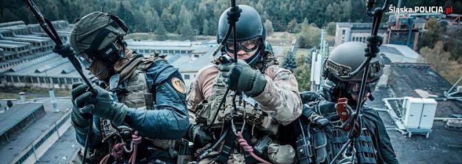 Black Hawk na ćwiczeniach śląskich antyterrorystów [FOTO I WIDEO]  - Serwis informacyjny z Rybnika - naszrybnik.com