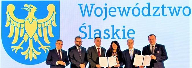 Podpisano umowę i porozumienie na transport niskoemisyjny - Serwis informacyjny z Rybnika - naszrybnik.com