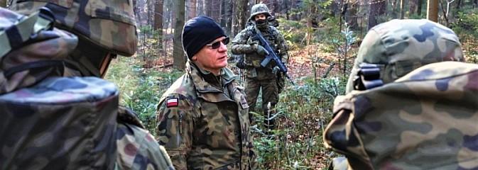 Nauczyciel spędza ferie ucząc terytorialsów - Serwis informacyjny z Rybnika - naszrybnik.com