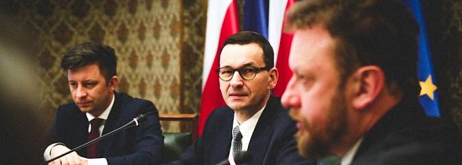 Premier: dzięki decyzjom ministra Szumowskiego jesteśmy w lepszym położeniu niż kraje zachodniej Europy  - Serwis informacyjny z Rybnika - naszrybnik.com