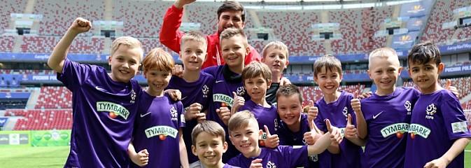 Tymbark sponsorem głównym turnieju Z podwórka na stadion przez kolejne cztery lata - Serwis informacyjny z Rybnika - naszrybnik.com