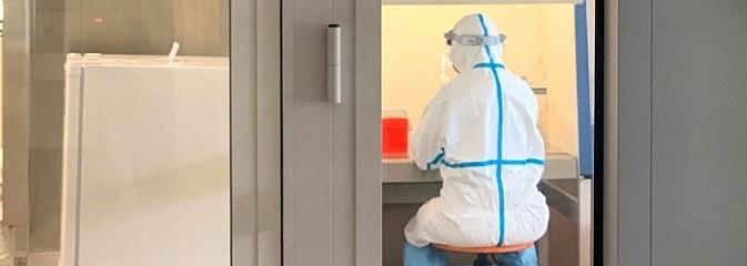 Liczba zakażonych koronawirusem szybuje w górę  - Serwis informacyjny z Rybnika - naszrybnik.com