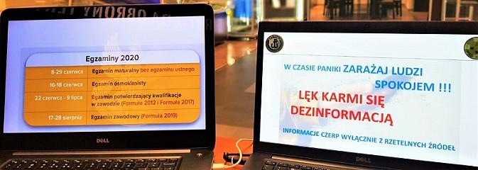 Pionierski projekt szkoleń on-line dla pedagogów - Serwis informacyjny z Rybnika - naszrybnik.com