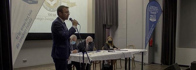 Andrzej Paulus nadal prezesem Podokręgu Rybnik - Serwis informacyjny z Rybnika - naszrybnik.com