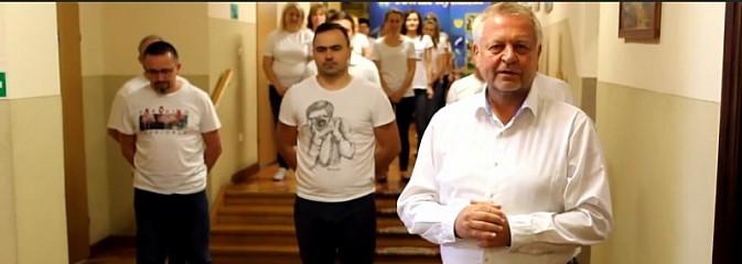 Starostwo powiatowe dołączyło do #GaszynChallenge [WIDEO] - Serwis informacyjny z Rybnika - naszrybnik.com