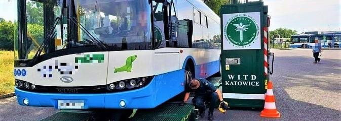 Kontrola pokazała opłakany stan rybnickich autobusów - Serwis informacyjny z Rybnika - naszrybnik.com