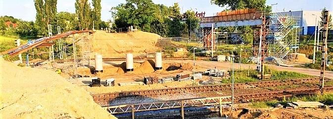 W Rybniku powstaje nowy wiadukt [FOTO] - Serwis informacyjny z Rybnika - naszrybnik.com