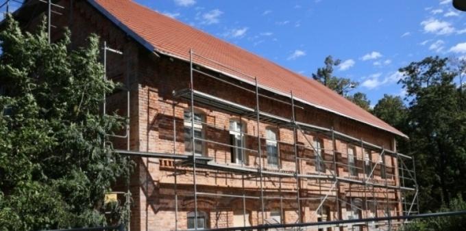 Modernizacja budynków ZGM
