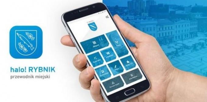 Powstała aplikacja mobilna halo! Rybnik