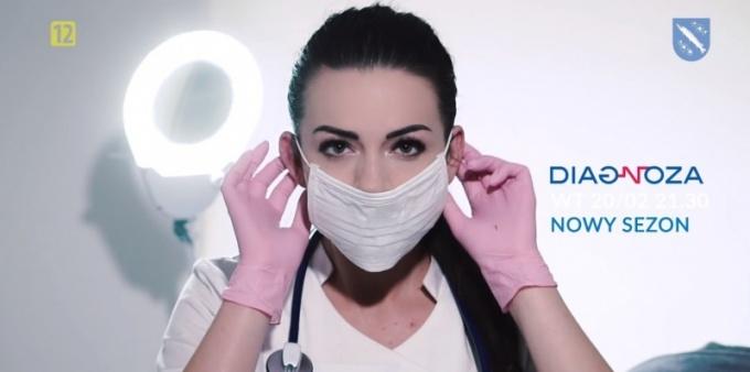 Powstał spot promujący serial Diagnoza