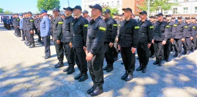 Nowi policjanci w szeregach Policji