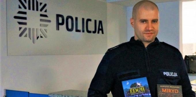 Niecodzienna pasja policjanta z Rybnika