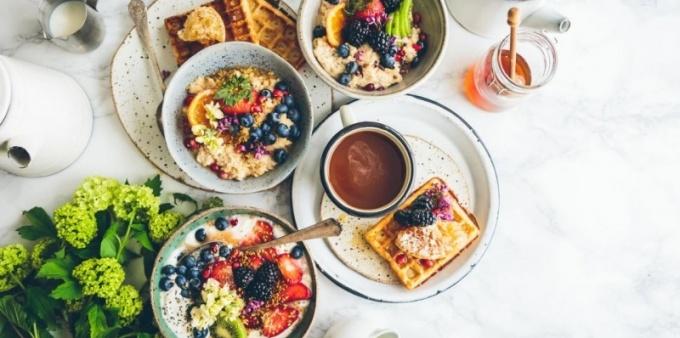 Znajdź czas na zdrowe śniadanie!
