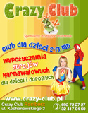 Ulotka Crazy Club